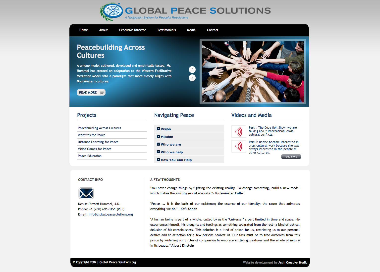 Global Peace Solutions